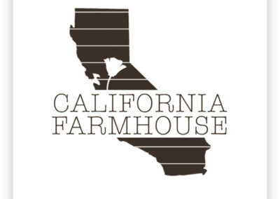 California Farmhouse Logo