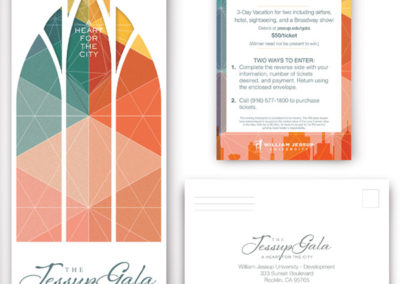 The Jessup Gala Invitation