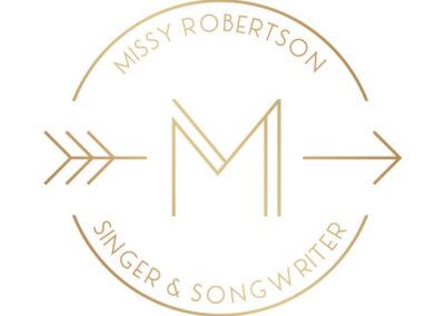 The Missy Robertson Logo
