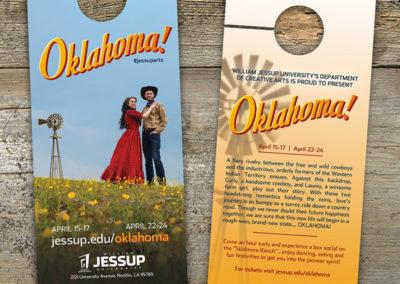 Oklahoma Door Hanger